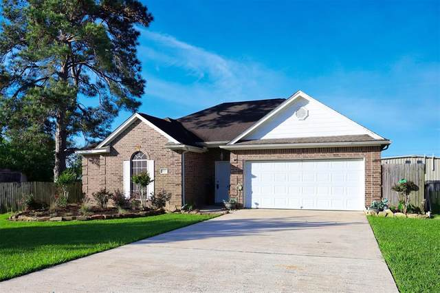 10707 Twin Circles Drive, Montgomery, TX 77356 (MLS #6646481) :: The Home Branch