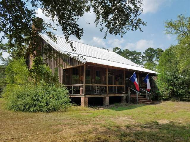 2489 Fm 256 S, Woodville, TX 75979 (MLS #66491110) :: All Cities USA Realty