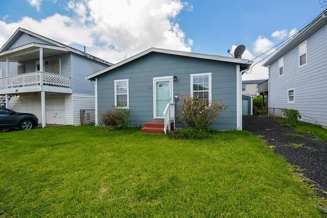 2105 56th Street, Galveston, TX 77551 (MLS #66595440) :: The Property Guys