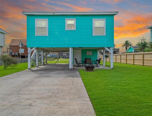 16535 Jolly Roger Road, Jamaica Beach, TX 77554 (MLS #66753379) :: The Queen Team