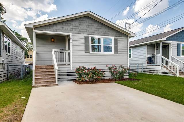 3517 Omega Street, Houston, TX 77022 (MLS #6680712) :: Caskey Realty