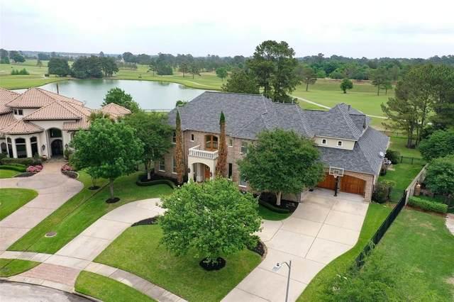 70 Manor Lake Estates Circle, Spring, TX 77379 (MLS #66847756) :: The SOLD by George Team