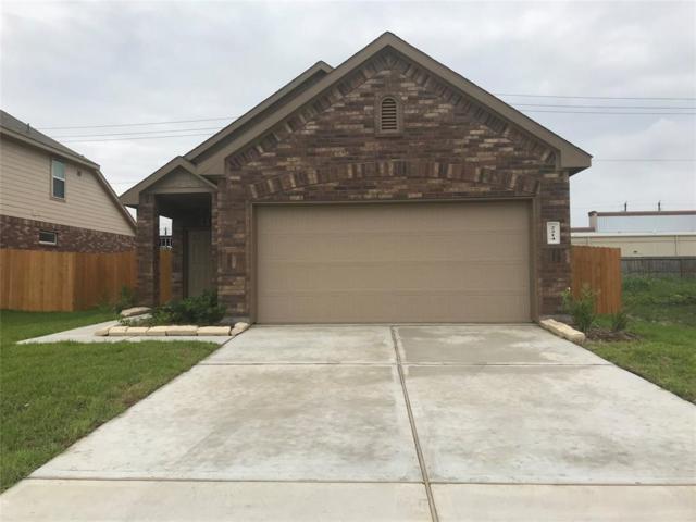 2214 Rosillo Brook Drive, Baytown, TX 77521 (MLS #66900894) :: Texas Home Shop Realty