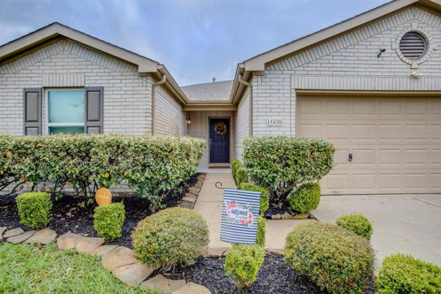 1608 Ponte Leone Lane, League City, TX 77573 (MLS #67034596) :: Texas Home Shop Realty