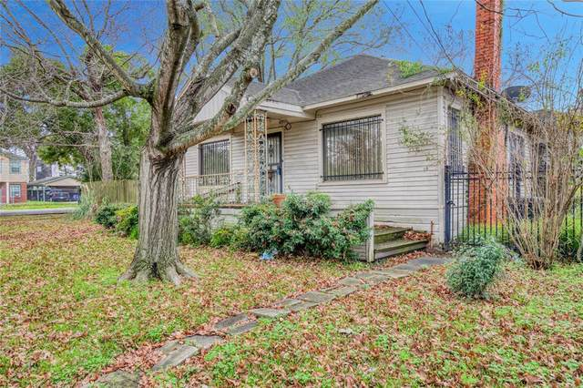 1520 Barbee Street, Houston, TX 77004 (MLS #67090813) :: The SOLD by George Team