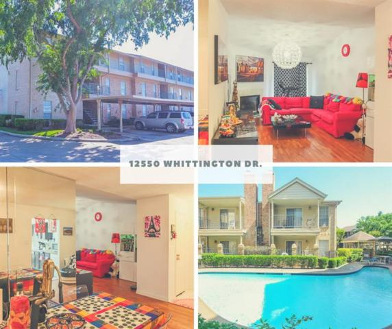 12550 Whittington Drive #806, Houston, TX 77077 (MLS #67225412) :: The Heyl Group at Keller Williams