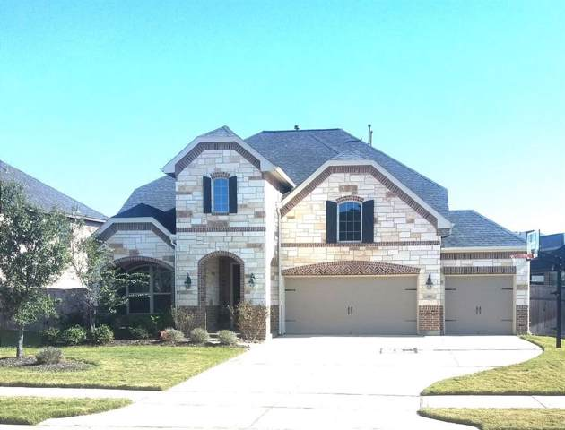 3511 Satton Ranch Lane, Fulshear, TX 77441 (MLS #67398336) :: The SOLD by George Team