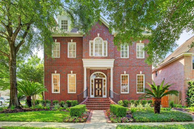 4203 Swarthmore, West University Place, TX 77005 (MLS #67480371) :: Caskey Realty