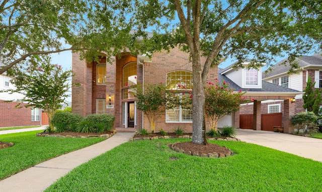 12419 Santiago Cove Lane, Houston, TX 77041 (MLS #67483318) :: The SOLD by George Team