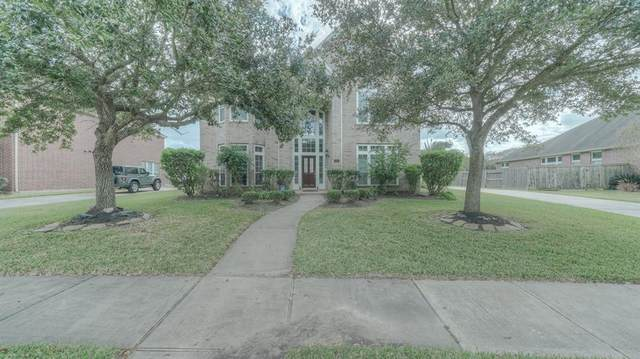11404 Gladewater Drive, Pearland, TX 77584 (MLS #67525890) :: The Home Branch