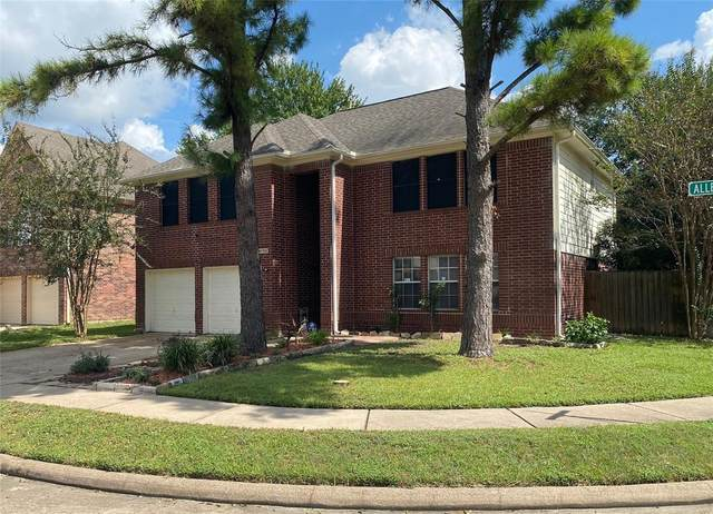10702 Allens Landing Drive, Houston, TX 77065 (MLS #67532387) :: The Home Branch