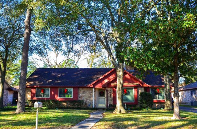 2619 Parana Drive, Houston, TX 77080 (MLS #67572046) :: Texas Home Shop Realty