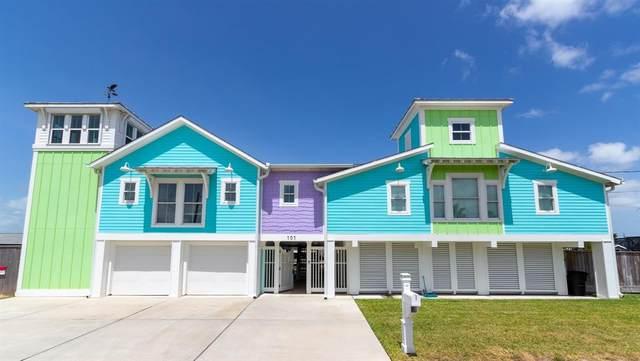 101 Tarpon Street, Bayou Vista, TX 77563 (MLS #67642173) :: The Home Branch