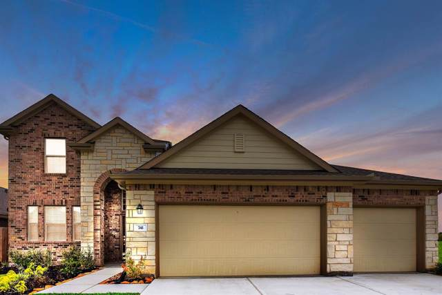 741 Montclair Mist Lane, La Marque, TX 77568 (MLS #67776743) :: The Heyl Group at Keller Williams