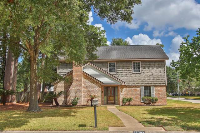 15302 Falling Creek Drive, Houston, TX 77068 (MLS #67841274) :: Texas Home Shop Realty