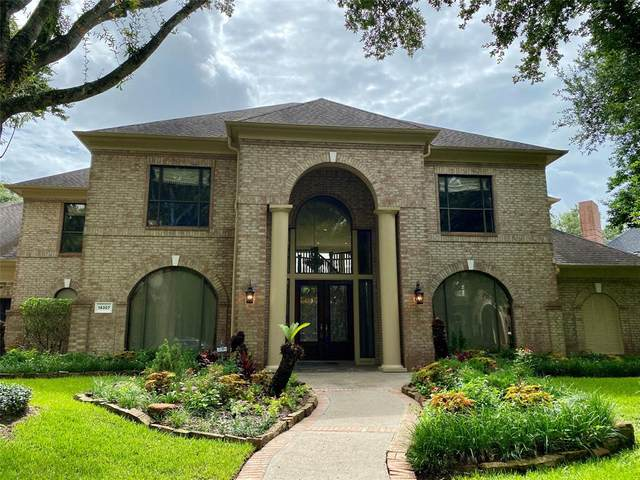 14307 Golf View Trail, Houston, TX 77059 (MLS #67918730) :: The SOLD by George Team