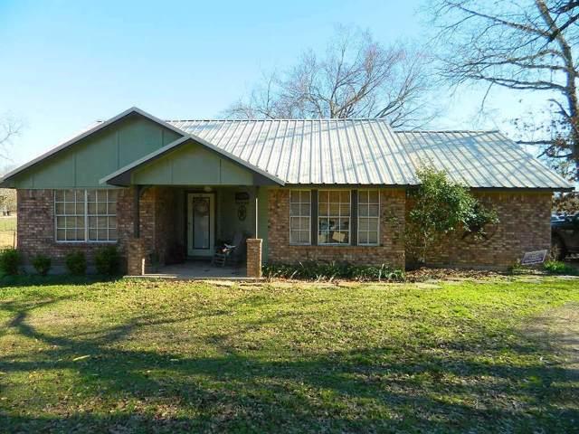 821 Oakwood Street, Jewett, TX 75846 (MLS #6802789) :: CORE Realty