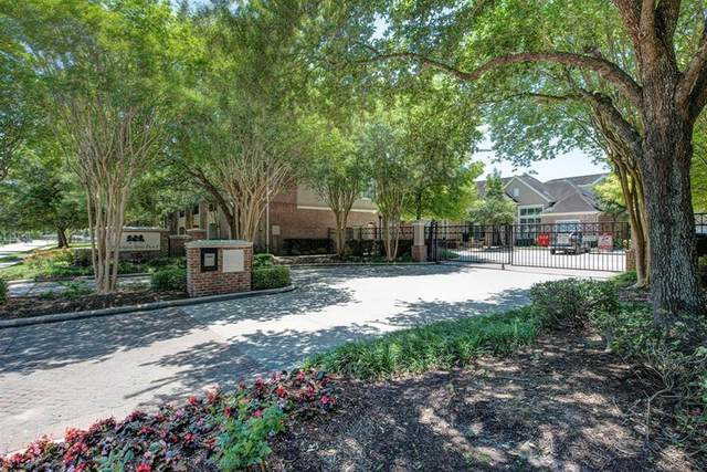12707 Boheme Drive #415, Houston, TX 77024 (MLS #68055024) :: The SOLD by George Team