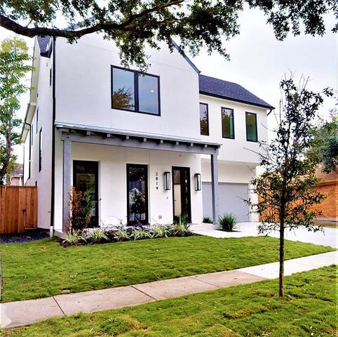 2819 Plumb Street, Houston, TX 77005 (MLS #68167594) :: The Heyl Group at Keller Williams