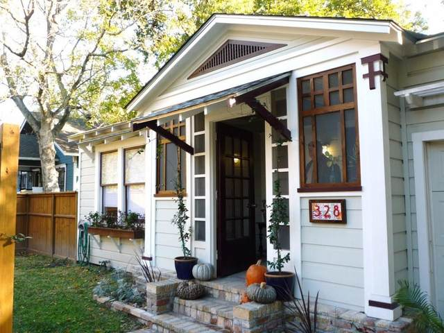 328 E 28th Street, Houston, TX 77008 (MLS #68347715) :: Caskey Realty