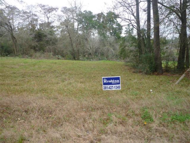 Lot 8 N Bayou Bend Drive, Baytown, TX 77521 (MLS #68509603) :: The SOLD by George Team