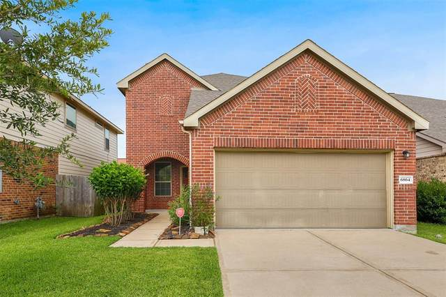 6864 Dogwood Cliff Lane, Dickinson, TX 77539 (MLS #68587290) :: Texas Home Shop Realty