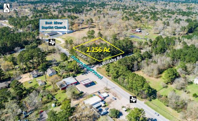 27621 Fm 1485 Road, New Caney, TX 77357 (MLS #68635131) :: The Bly Team
