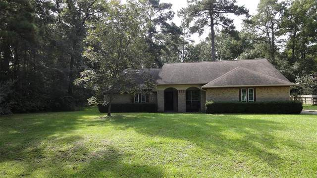 222 Chariot Lane, New Caney, TX 77357 (MLS #68711142) :: The Home Branch