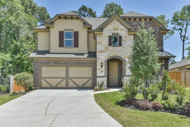 226 Speckled Woods Place, Conroe, TX 77318 (MLS #68730411) :: The SOLD by George Team