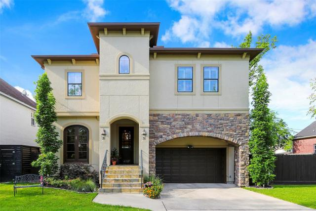 4317 Mildred Street, Bellaire, TX 77401 (MLS #68794096) :: Magnolia Realty