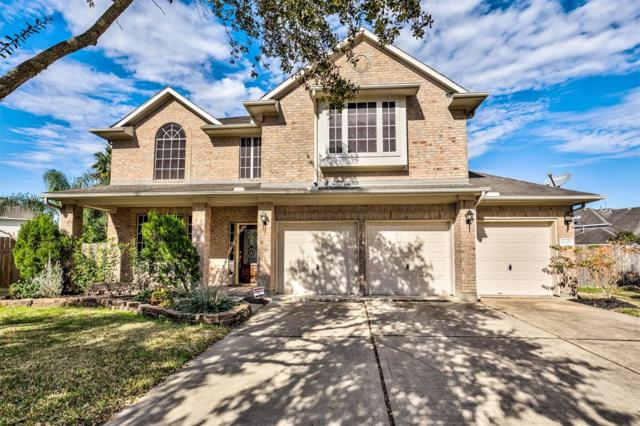 11407 Tidenhaven Court, Pearland, TX 77584 (MLS #68827135) :: The Sansone Group