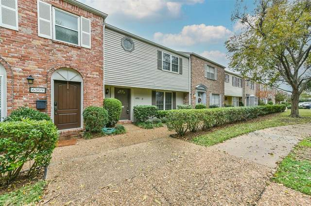 6311 Del Monte Drive #109, Houston, TX 77057 (MLS #68954819) :: My BCS Home Real Estate Group