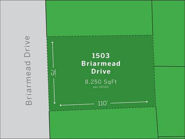 1503 Briarmead Drive, Houston, TX 77057 (MLS #69004075) :: Giorgi Real Estate Group