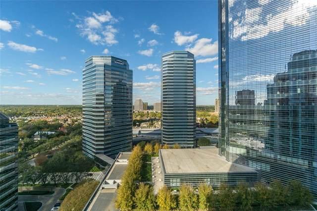 1600 Post Oak Boulevard #1702, Houston, TX 77056 (MLS #69090758) :: Parodi Group Real Estate