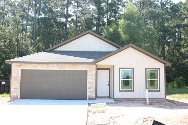 112 Montgomery Way, Trinity, TX 75862 (MLS #69217688) :: Green Residential