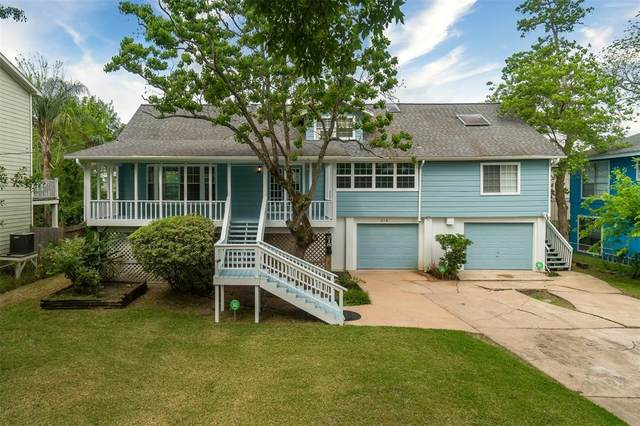 218 Oak Road, Clear Lake Shores, TX 77565 (MLS #69288397) :: The Freund Group