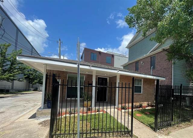 1516 Gillette Street, Houston, TX 77019 (MLS #69311519) :: The SOLD by George Team