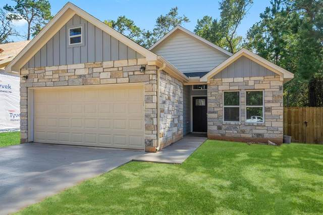 1503 Beech Drive, Conroe, TX 77385 (MLS #69347894) :: Lerner Realty Solutions