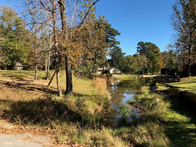 TBD W Lake Drive, Livingston, TX 77351 (MLS #69350842) :: The SOLD by George Team