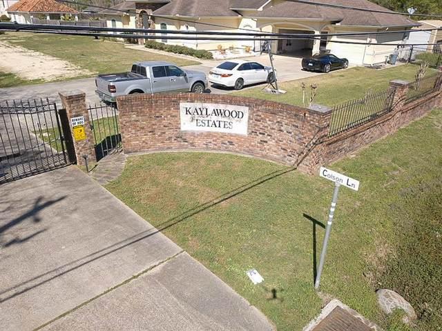 0 Colson Road, Baytown, TX 77521 (MLS #69386219) :: The Freund Group