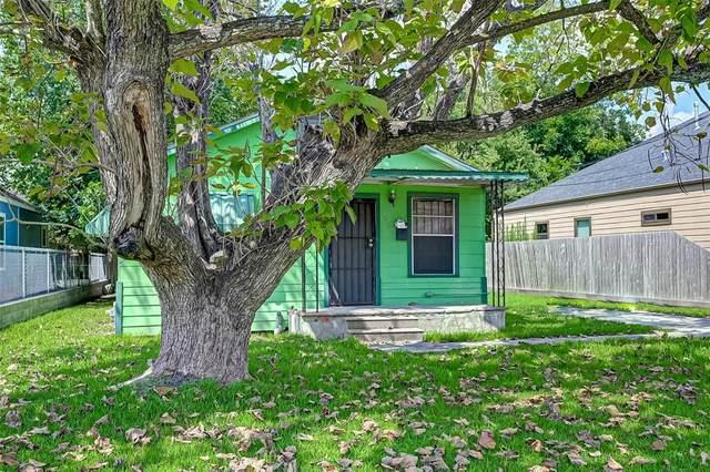 4605 Clover Street, Houston, TX 77051 (MLS #69567240) :: The Bly Team