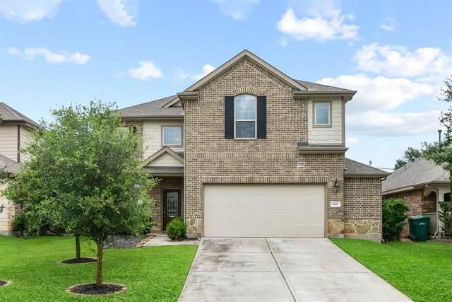 668 Oak Circle Drive E, Conroe, TX 77301 (MLS #69753156) :: Bray Real Estate Group