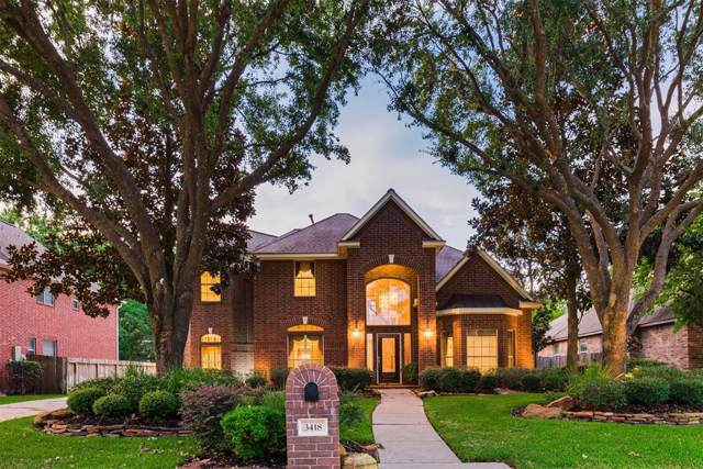3418 Lost Oak Drive, Spring, TX 77388 (MLS #70094583) :: The Jill Smith Team