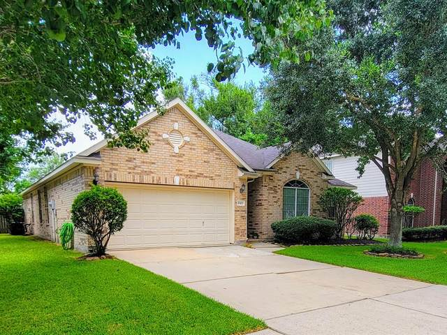 18423 Yellowstone Trail, Humble, TX 77346 (MLS #70141288) :: The SOLD by George Team