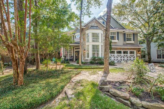 19 Classic Oaks Place, The Woodlands, TX 77382 (MLS #70144551) :: The Heyl Group at Keller Williams