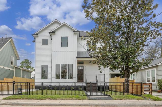 1103 Tabor Street, Houston, TX 77009 (MLS #70268641) :: Giorgi Real Estate Group