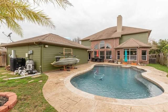 1438 Cottage Cove Court, Seabrook, TX 77586 (MLS #70380882) :: Ellison Real Estate Team