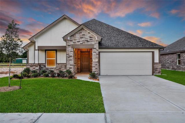 1806 Plantation Place, Baytown, TX 77523 (MLS #70390528) :: The Jill Smith Team