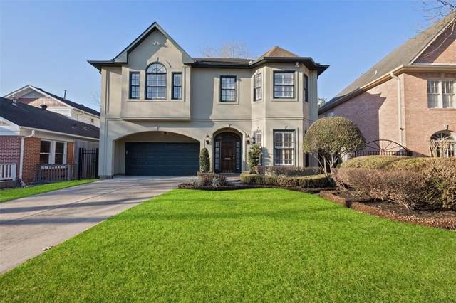 4220 Riley Street, West University Place, TX 77005 (MLS #70678914) :: Homemax Properties