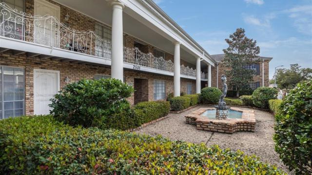 2101 Fountain View Drive #14, Houston, TX 77057 (MLS #70770371) :: Texas Home Shop Realty